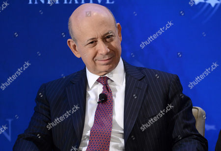 Lloyd C Blankfein Chairman and Ceo of Goldman Sachs Attends the 2012 Clinton Global Initiative Annual Meeting at the Sheraton Hotel in New York New York Usa 24 September 2012 Established in 2005 by Former Us President Bill Clinton Cgi Convenes a Community of Global Leaders to Forge Solutions to the World's Most Pressing Challenges United States New York