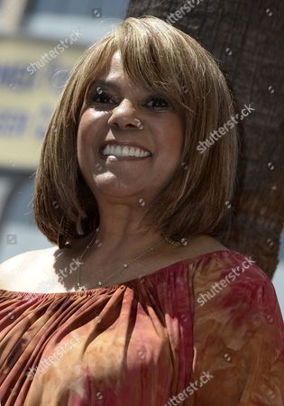 Us Singer Claudette Robinson Attends the Hollywood Walk of Fame Star Ceremony For Us Group the Funk Brothers in Hollywood California Usa 21 March 2013 the Funk Brothers Were Awarded the 2 493rd Star on the Hollywood Walk of Fame in the Category of Recording United States Hollywood