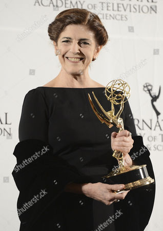 Editorial picture of Usa International Emmys - Nov 2012
