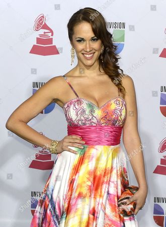 Editorial picture of Usa Latin Grammy Awards 2012 - Nov 2012
