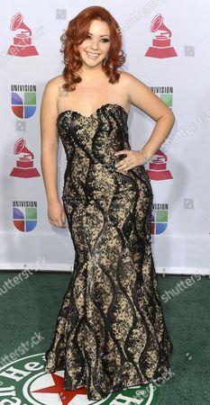 Marilyn Odessa Arrives For the 13th Annual Latin Grammy Awards in Las Vegas Nevada Usa 15 November 2012 United States Las Vegas