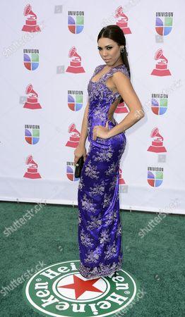 Editorial photo of Usa Latin Grammy Awards 2012 - Nov 2012