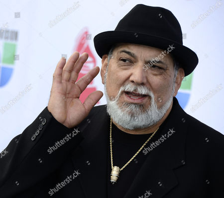 Mexican-american Musician Poncho Sanchez Arrives For the 13th Annual Latin Grammy Awards in Las Vegas Nevada Usa 15 November 2012 United States Las Vegas
