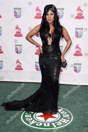 Editorial picture of Usa Latin Grammy Awards 2012 - Nov 2012