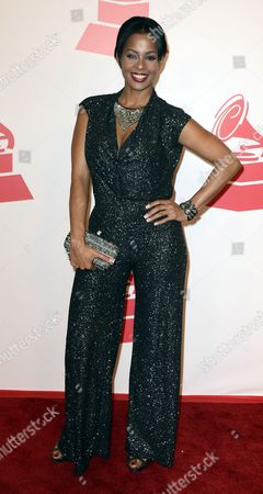 Stock Picture of Carolina Catolina Arrives For the Xiii Annual Latin Grammy Person of the Year Tribute at the Mgm Grand Hotel and Casino in Las Vegas Nevada Usa 14 November 2012 Brazilian Singer Caetano Veloso is Receiving the Person of the Year Tribute United States Las Vegas