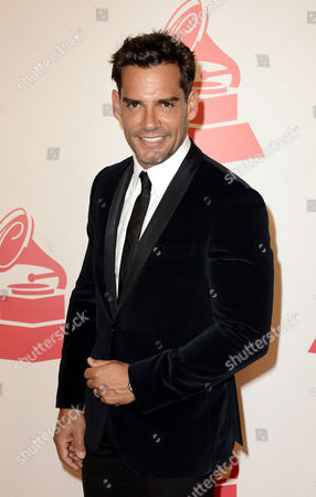 Editorial photo of Usa Music Latin Grammy Person of the Year - Nov 2012