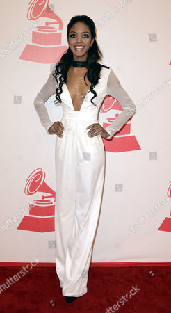 Chantel Martinez Arrives For the Xiii Annual Latin Grammy Person of the Year Tribute at the Mgm Grand Hotel and Casino in Las Vegas Nevada Usa 14 November 2012 Brazilian Singer Caetano Veloso is Receiving the Person of the Year Tribute United States Las Vegas