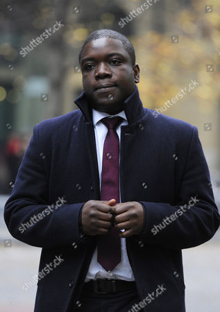 Kweku Adoboli Arrives at the Southwark Crown Court where He Stands Trial on Charges of Fraud by Abuse of Position and False Accounting London Britain 16 November 2012 Adoboli is Accused of Undertaking Unauthorised Trading at Swiss Bank Ubs That Resulted in a 2 Billion Us Dollar Loss For the Bank One of the Biggest Ever Cases of Alleged Unauthorised Trading the Jury Has Retired to Consider Their Verdict United Kingdom London