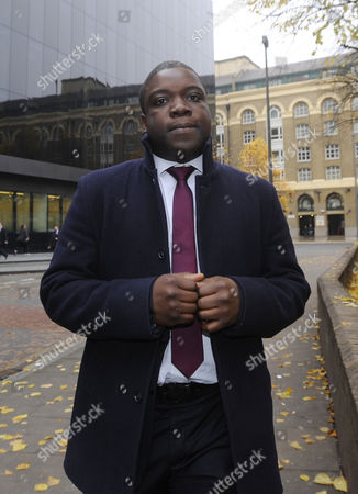 Editorial picture of Britain Trials Ubs Adoboli - Nov 2012