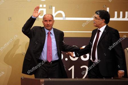 Editorial image of Libya Transfer of Power - Aug 2012