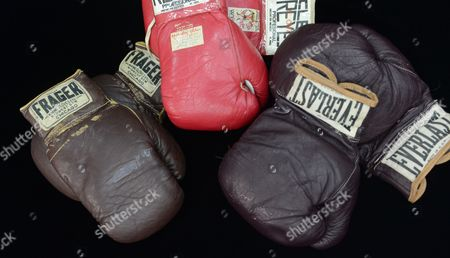 Editorial image of Usa Boxing Memorabilia Auction - Aug 2012