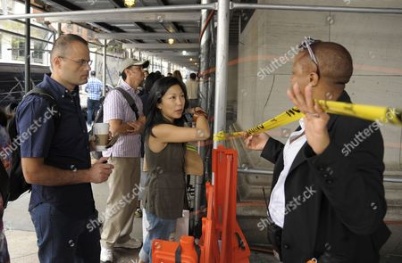 Editorial image of Usa New York Shooting - Aug 2012