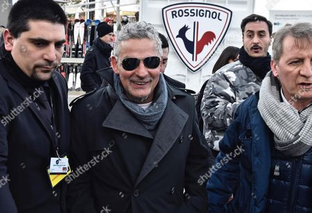 Stock Image of Roberto Baggio