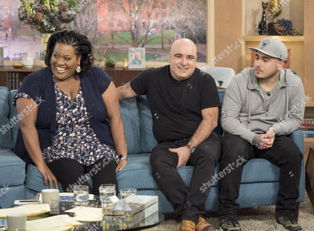 Editorial picture of 'This Morning' TV show, London, UK - 10 Jan 2017