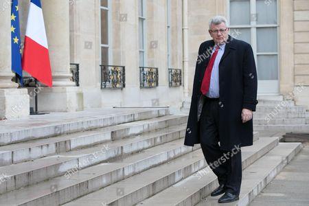 Christian Eckert Ministre du Budget