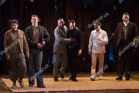 Editorial image of 'The Kite Runner' play, Press Night, London, UK - 10 Jan 2017