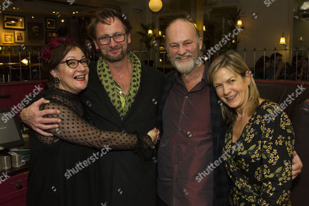 Annie Gosney, Vince Leigh, Tim McInnerny and Penny Smith