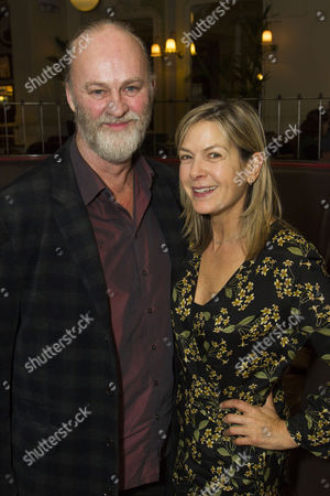 Tim McInnerny and Penny Smith