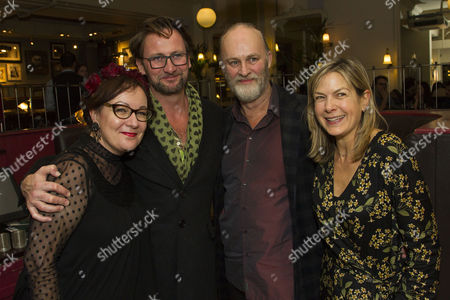 Editorial picture of 'The Kite Runner' play, After Party, London, UK - 10 Jan 2017
