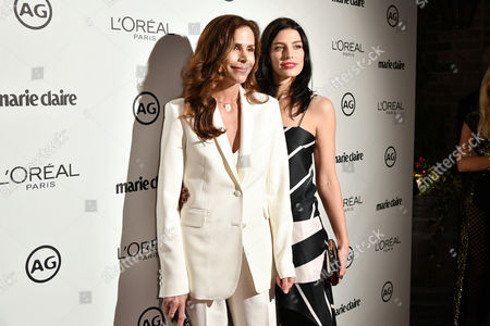Cristina Ehrlich and Jessica Pare