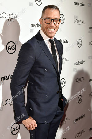 Editorial picture of Marie Claire Image Maker Awards, Arrivals, Los Angeles, USA - 10 Jan 2017
