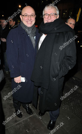 Neil Sinclair and Christopher Biggins