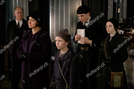 Samantha Morton, Jenn Murray, Ezra Miller, Faith Wood-Blagrove