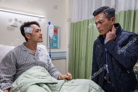 Stock Picture of Wallace Chung, Louis Koo