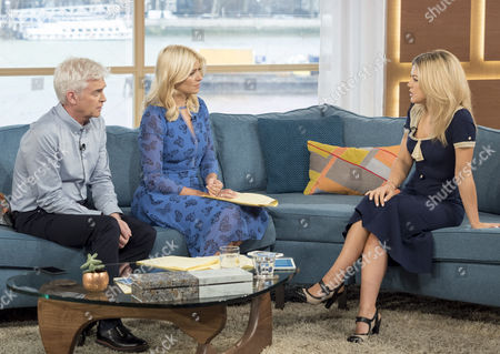 Editorial photo of 'This Morning' TV show, London, UK - 11 Jan 2017