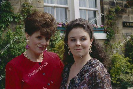 Editorial photo of 'Emmerdale' TV Series - 07 Jul 1992