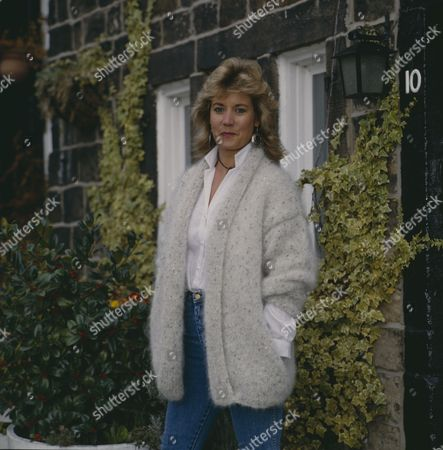 Stock Picture of Sally Knyvette (as Kate Sugden)