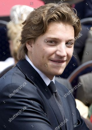 Jean Sarkozy Son of French President Nicolas Sarkozy Attends a Memorial Ceremony to Mark the 65th Anniversary of the Allied Normandy Beach Landings in the Us War Cemetery in Colleville-sur-mer Normandy in Northern France 06 June 2009