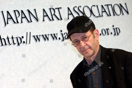 Us Musician and Composer Steve Reich at the Press Conference Presenting the Laureates of the 18th Praemium Imperiale in Tokyo Tuesday 17 October 2006 the Praemium Imperiale is a Global Arts Prize Awarded by the Japan Art Association to Artists For Their Achievement in Five Fields: Painting Sculpture Music Architecture and Theatre/film