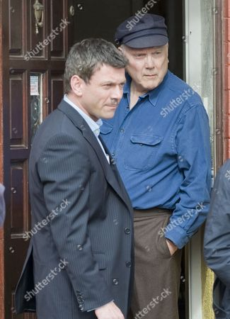 Kenneth Cope and Gray O'Brien