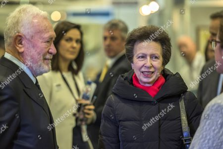 Sir Robin Knox-Johnston, Princess Anne
