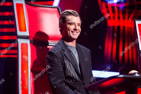 Editorial photo of 'The Voice' TV show, Episode 1, UK - 07 Jan 2017