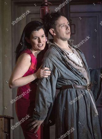 Victoria Simmonds as Marie, Iestyn Davies as The Boy,