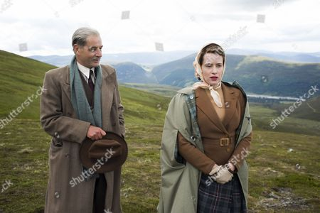 Editorial picture of 'The Crown' TV Series - 2016