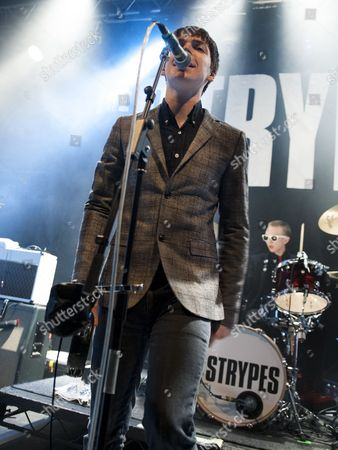 The Strypes - Ross Farrelly, Evan Walsh