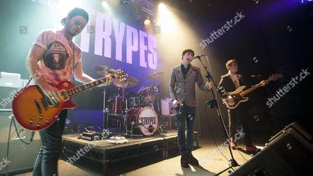 The Strypes - Ross Farrelly, Josh McClorey, Peter O'Hanlon, Evan Walsh