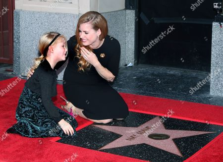 Editorial photo of Amy Adams honored with star on Hollywood Walk of Fame, USA - 11 Jan 2017
