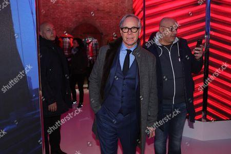 Editorial photo of Pitti Immagine Uomo Fashion Week, Day 1, Florence, Italy - 10 Jan 2017