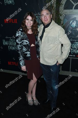 Editorial image of World Premiere Screening of NETFLIX's 'Lemony Snicket's A Series of Unfortunate Events', New York, USA - 11 Jan 2017