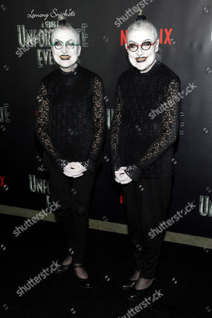 Jacqueline Robbins and Joyce Robbins