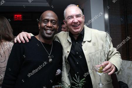 K. Todd Freeman and Barry Sonnenfeld