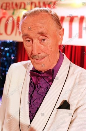 'Coronation Street'   TV    Episode 4856: M.C. (TONY MELODY) of the Annual Dance Festival Competition.