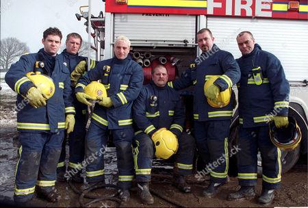 'Steel River Blues'   TV L-R: Daniel Ainsleigh, Stuart Graham, Michael Nardone, Charles Dale, Daniel Ryan and Steve Hillman.