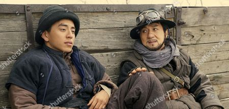 Stock Image of Darren Wang, Jackie Chan
