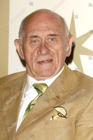 Editorial image of EastEnders actor John Bardon making his first public appearance since his stroke at the Life After Stroke awards, Claridges, London, Britain - 25 Jun 2008