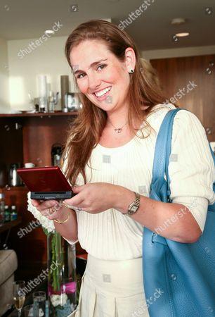 Stock Photo of Gillian Hearst-Shaw